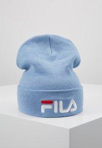 Fila - SLOUCHY BEANIE LENIAR LOGO - Mütze - vista blue - 0