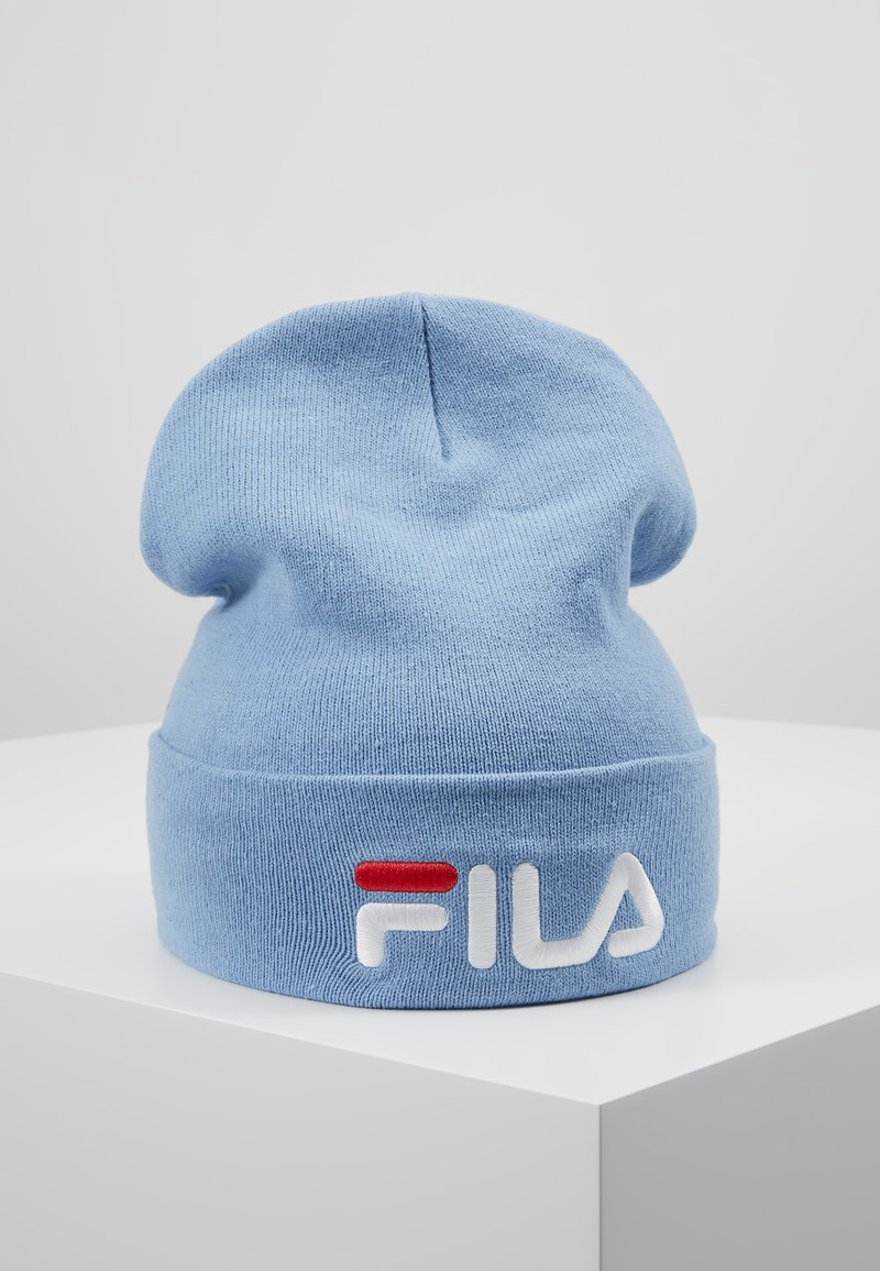 Fila - SLOUCHY BEANIE LENIAR LOGO - Mütze - vista blue