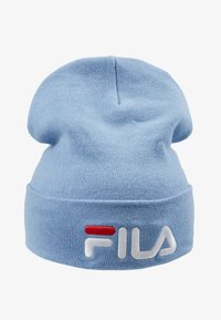 Fila - SLOUCHY BEANIE LENIAR LOGO - Mütze - vista blue - 4