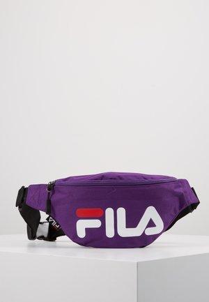 WAIST BAG SLIM - Bæltetasker - violet tulip