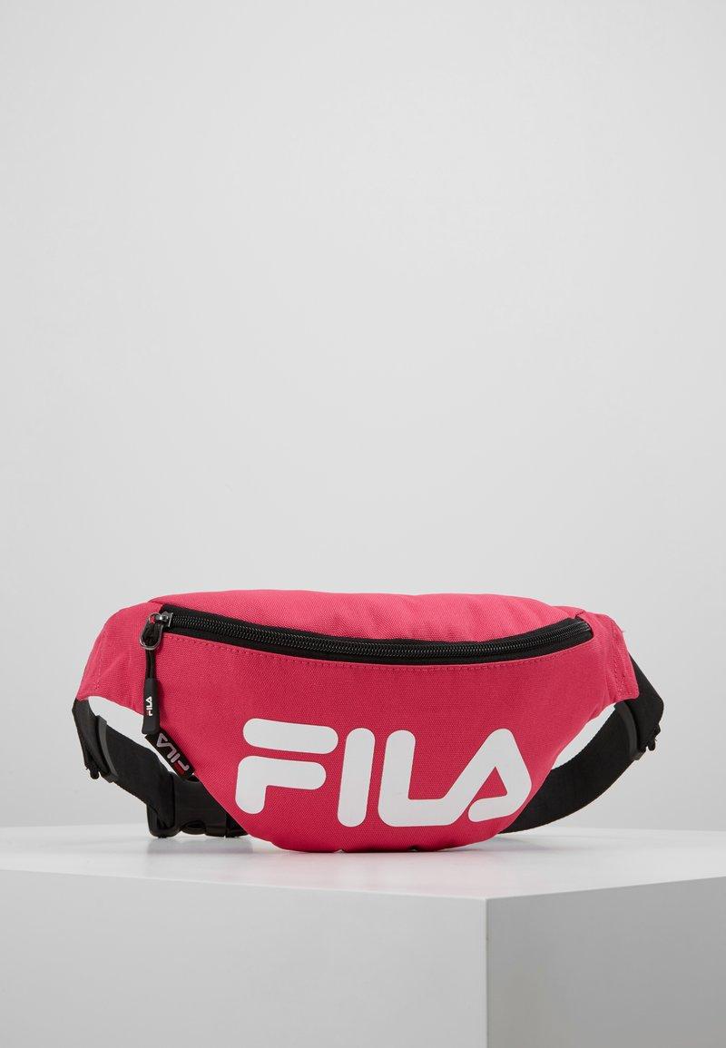 Fila - WAIST BAG SLIM - Saszetka nerka - pink yarrow