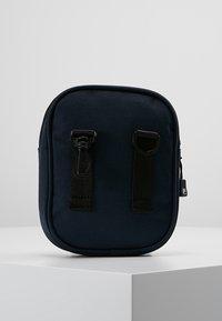 Fila - NEW PUSHER BAG BERLIN - Skuldertasker - black iris - 2