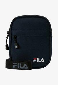 Fila - NEW PUSHER BAG BERLIN - Skuldertasker - black iris - 5