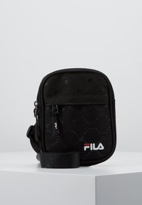 Fila - NEW PUSHER BAG BERLIN - Bandolera - black - 0