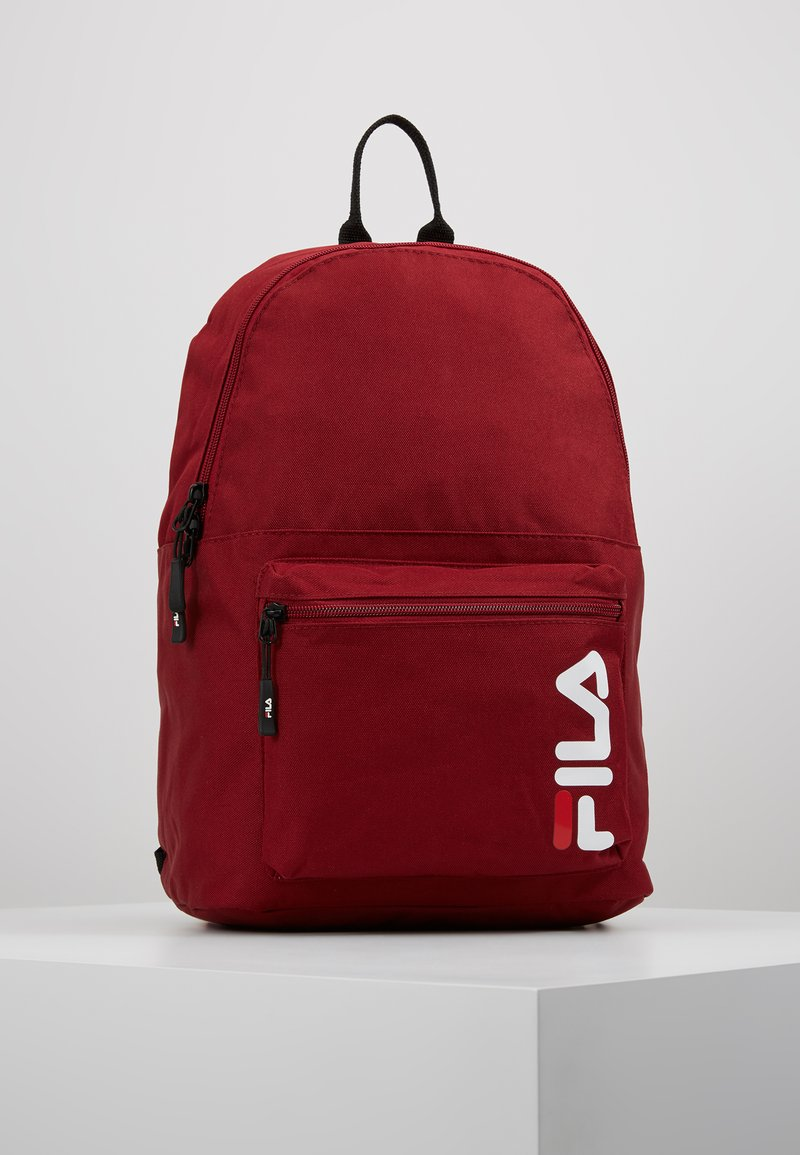 Fila - BACKPACK S'COOL - Batoh - rhubarb