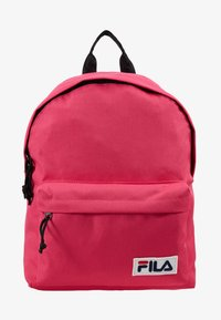 Fila - MINI BACKPACK MALMÖ - Rugzak - pink yarrow - 5