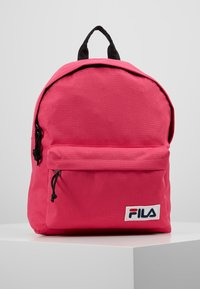 Fila - MINI BACKPACK MALMÖ - Rugzak - pink yarrow - 0