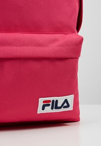 Fila - MINI BACKPACK MALMÖ - Rugzak - pink yarrow - 6