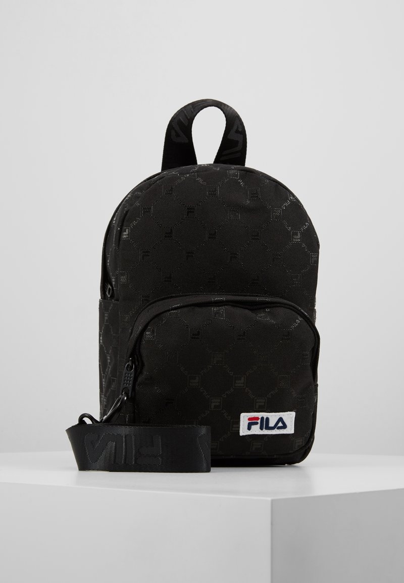 Fila - MINI STRAP BACKPACK VARBERG - Rucksack - black