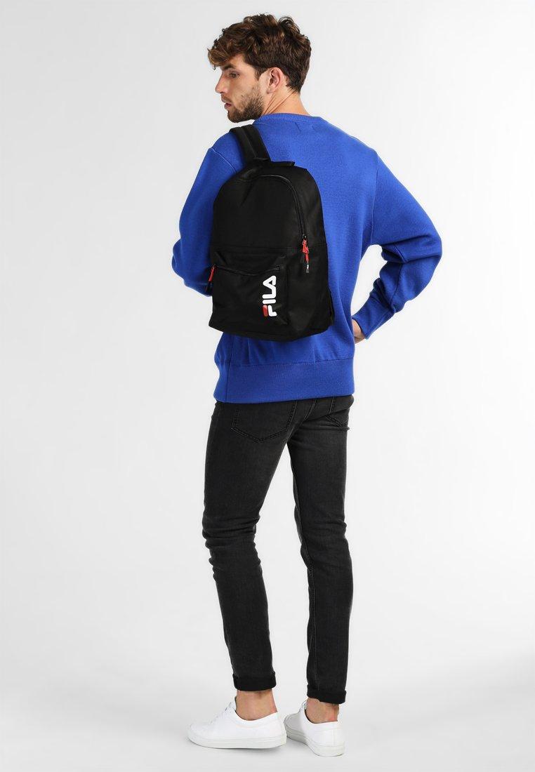 Fila - BACKPACKS COOL - Reppu - black