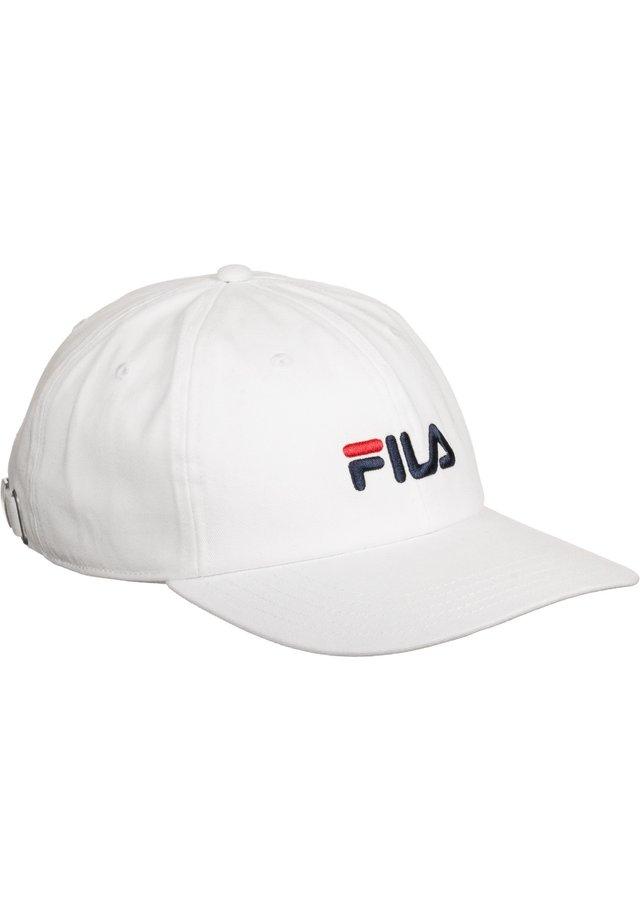 Cap - bright white