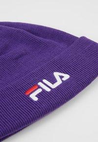 Fila - BEANIE LINEAR LOGO - Lue - tillandsia purple - 2