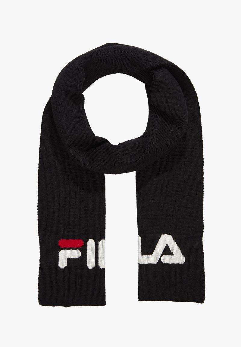 Fila - BASIC SCARF LINEAR LOGO - Schal - black