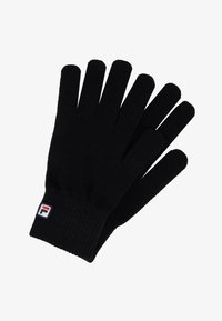 Fila - BASIC GLOVES - Gloves - black - 0