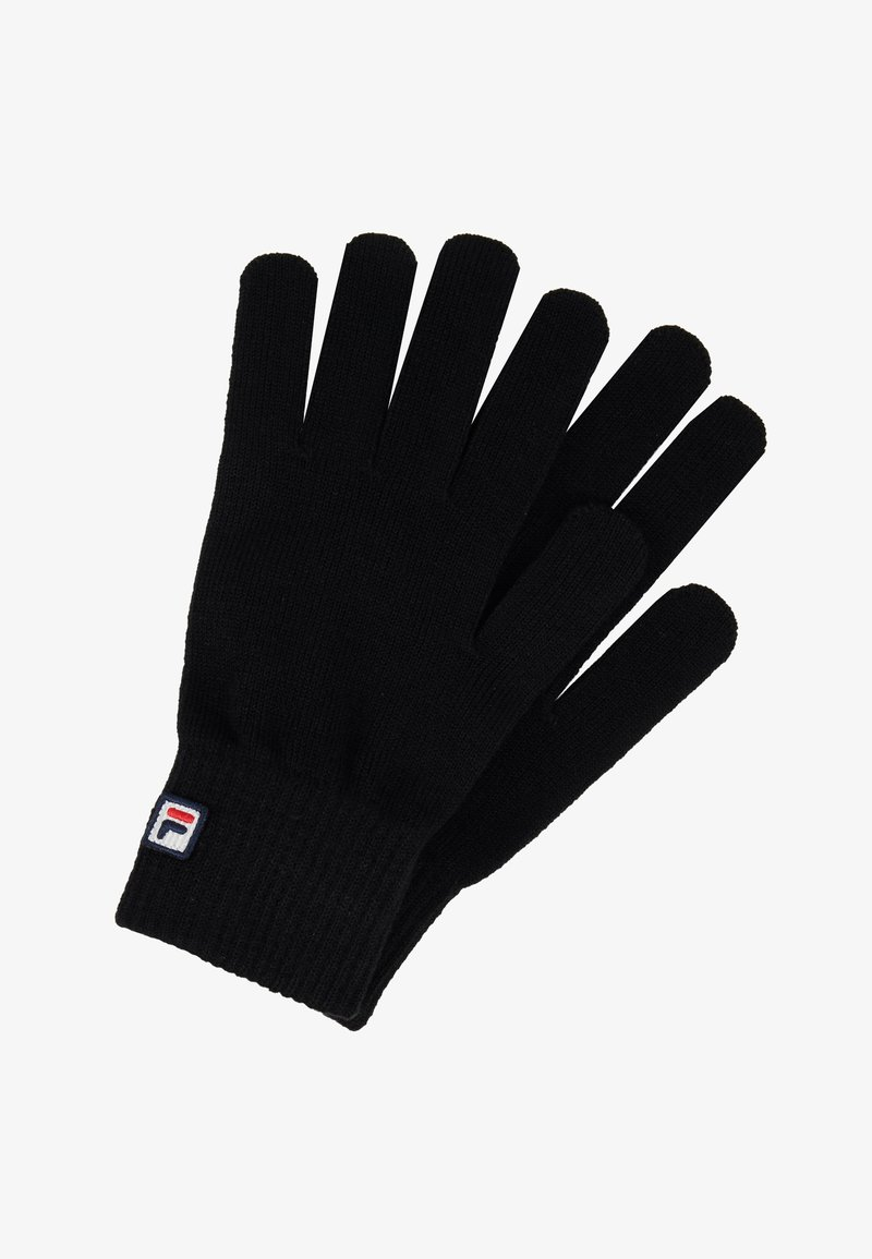 Fila - BASIC GLOVES - Gloves - black