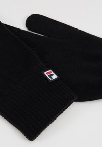 Fila - BASIC GLOVES - Gloves - black - 3
