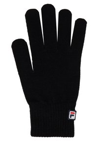 Fila - BASIC GLOVES - Gloves - black - 1