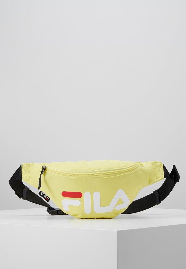 WAIST BAG SLIM - Gürteltasche - limelight