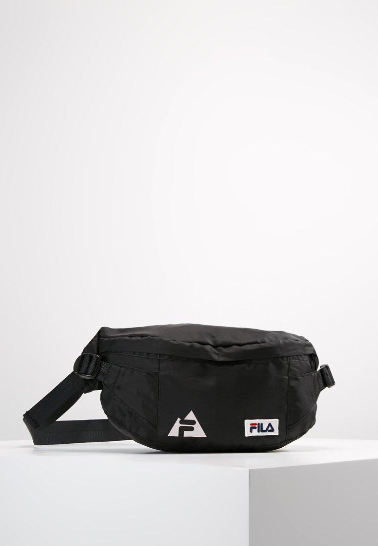 Fila - WAIST BAG GÖTEBORG - Marsupio - black