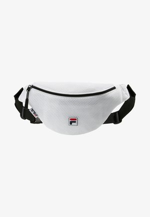 WAIST BAG SLIM - Rumpetaske - white