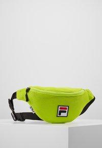 Fila - WAIST BAG SLIM - Saszetka nerka - acid lime - 0
