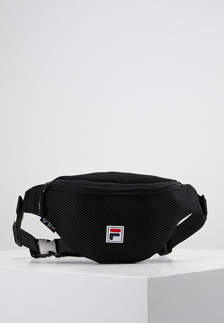 WAIST BAG SLIM Bältesväska black