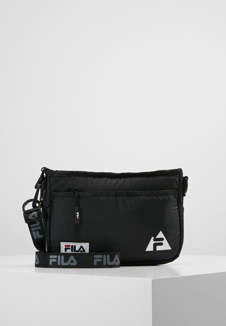 Fila - MOBILE BAG - Bandolera - black