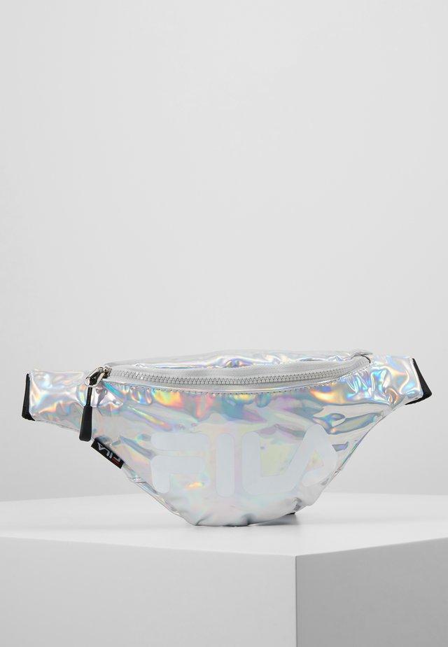 WAIST BAG SLIM REFLECTIVE - Gürteltasche - multi-coloured