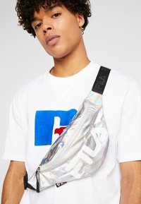 Fila - WAIST BAG SLIM REFLECTIVE - Marsupio - multi-coloured - 1