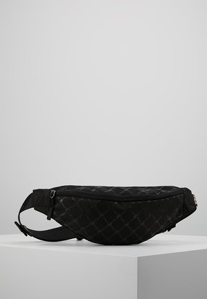 HENRIK HIP BAG - Vyölaukku - black