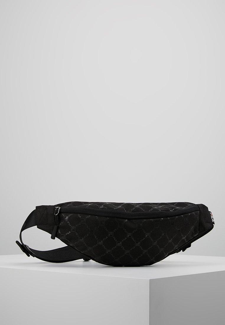Fila - HENRIK HIP BAG - Ledvinka - black