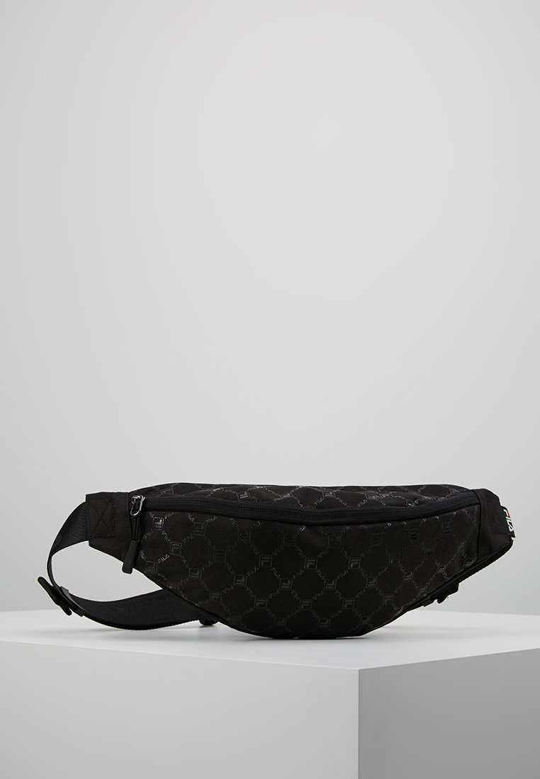 Fila - HENRIK HIP BAG - Sac banane - black