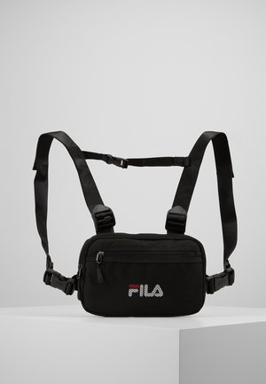 CHEST BAG - Tagesrucksack - black