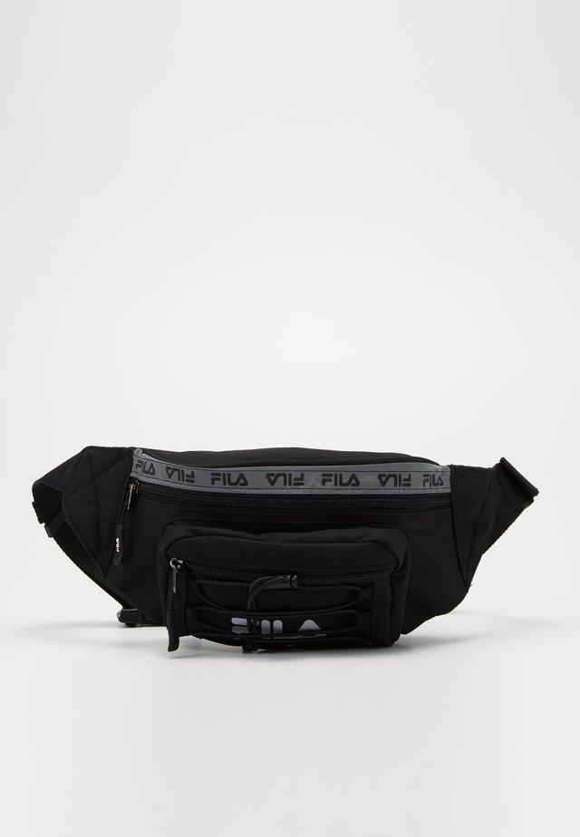 WAIST BAG MOUNTAIN - Bum bag - black