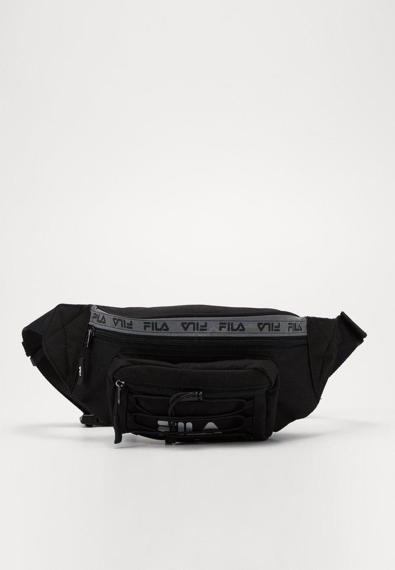 Fila - WAIST BAG MOUNTAIN - Ledvinka - black