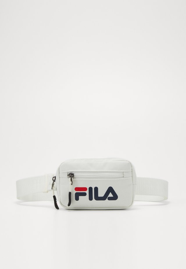 SPORTY BELT BAG - Vyölaukku - bright white