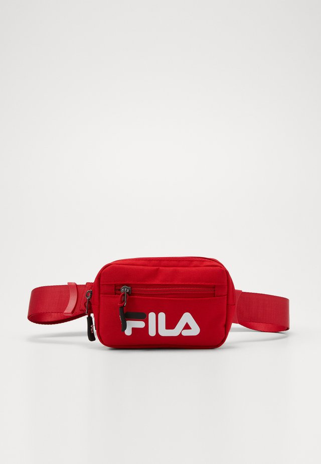 SPORTY BELT BAG - Vyölaukku - true red