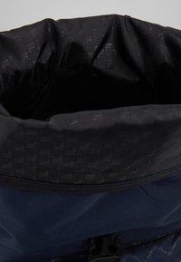 Fila - OREBRO ROLL TOP BACKPACK - Tagesrucksack - black iris - 4