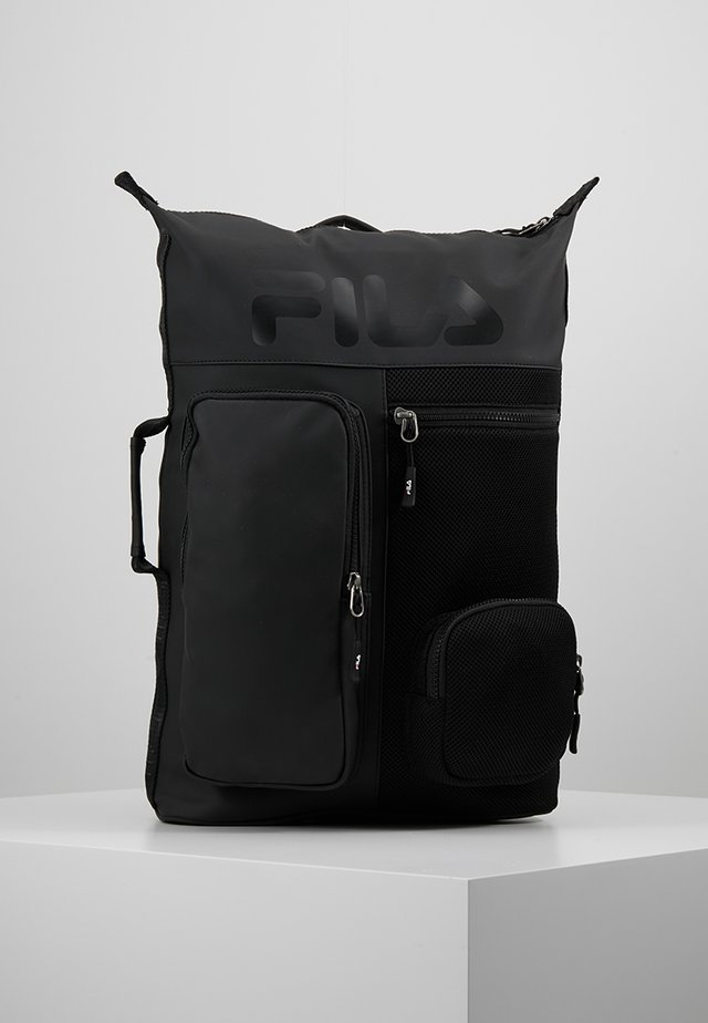 BACKPACK - Ryggsäck - black