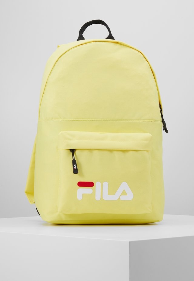 NEW BACKPACK SCOOL TWO - Rucksack - limelight