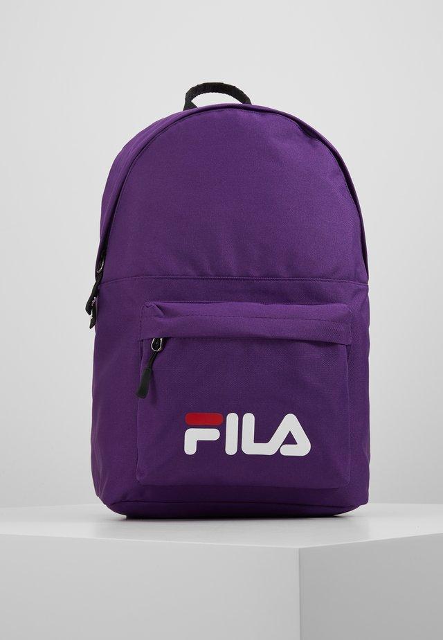 NEW BACKPACK SCOOL TWO - Rucksack - tillandsia purple