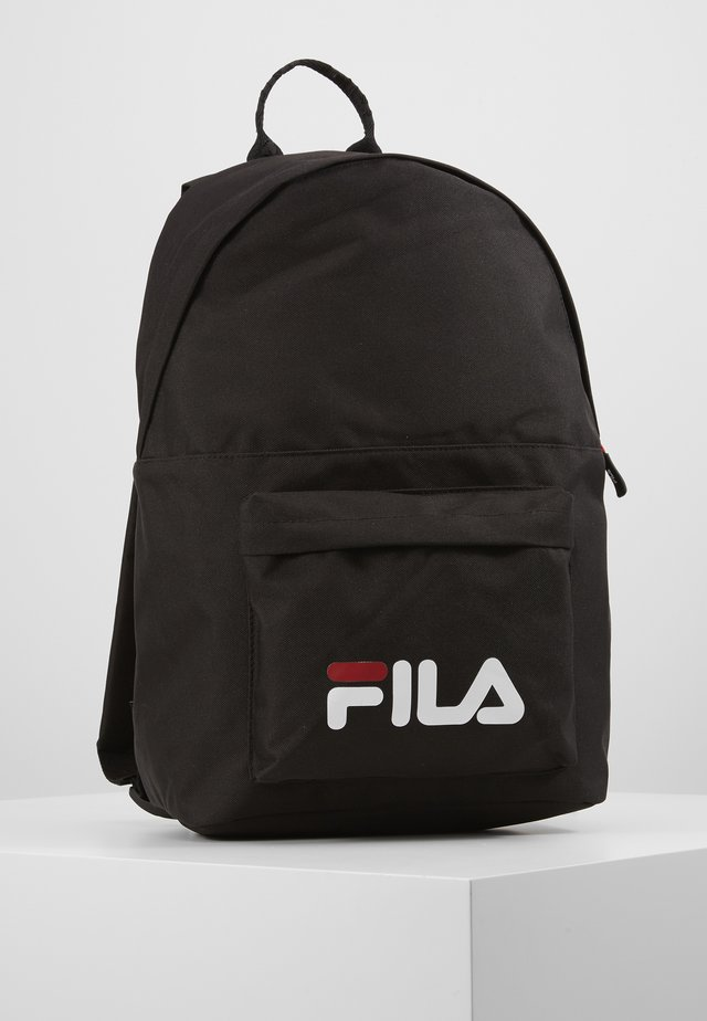 NEW BACKPACK S'COOL TWO - Rucksack - black