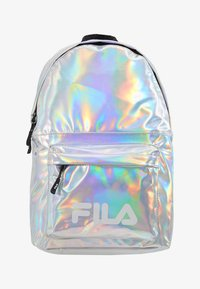 Fila - NEW BACKPACK S'COOL HOLO - Tagesrucksack - silver - 1