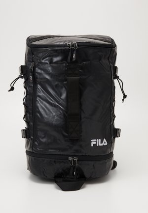 MID SIZED BACKPACK - Batoh - black