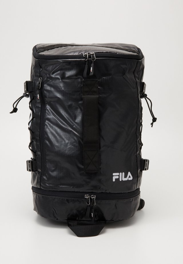 MID SIZED BACKPACK - Reppu - black