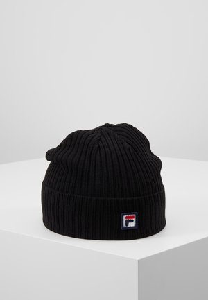 FISHERMAN BEANIE BOX - Beanie - black