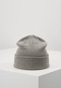 Fila - BEANIE LENIAR LOGO - Mütze - light grey melange - 2