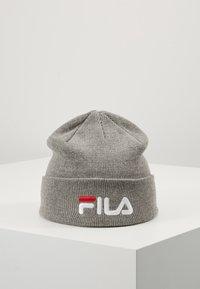 Fila - BEANIE LENIAR LOGO - Mütze - light grey melange - 0