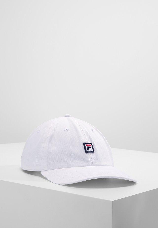 DAD - Caps - bright white