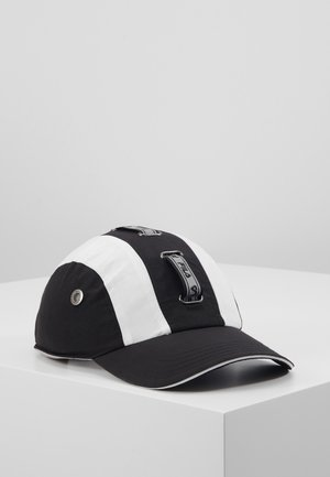 TECH  - Cap - black/bright white